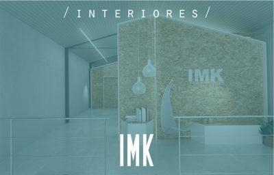 Trabajos: Diseño Espacios Oficinas IMK - Ethereal Design