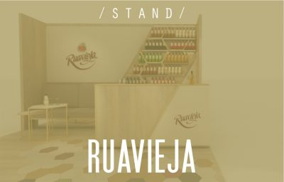 Diseño Stand -Ruavieja - Ethereal Design Trabajos