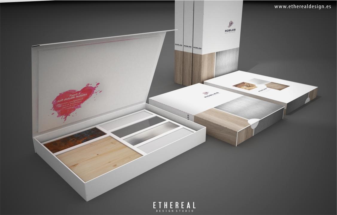 Diseño Producto - Robles - Ethereal Design-Trabajos
